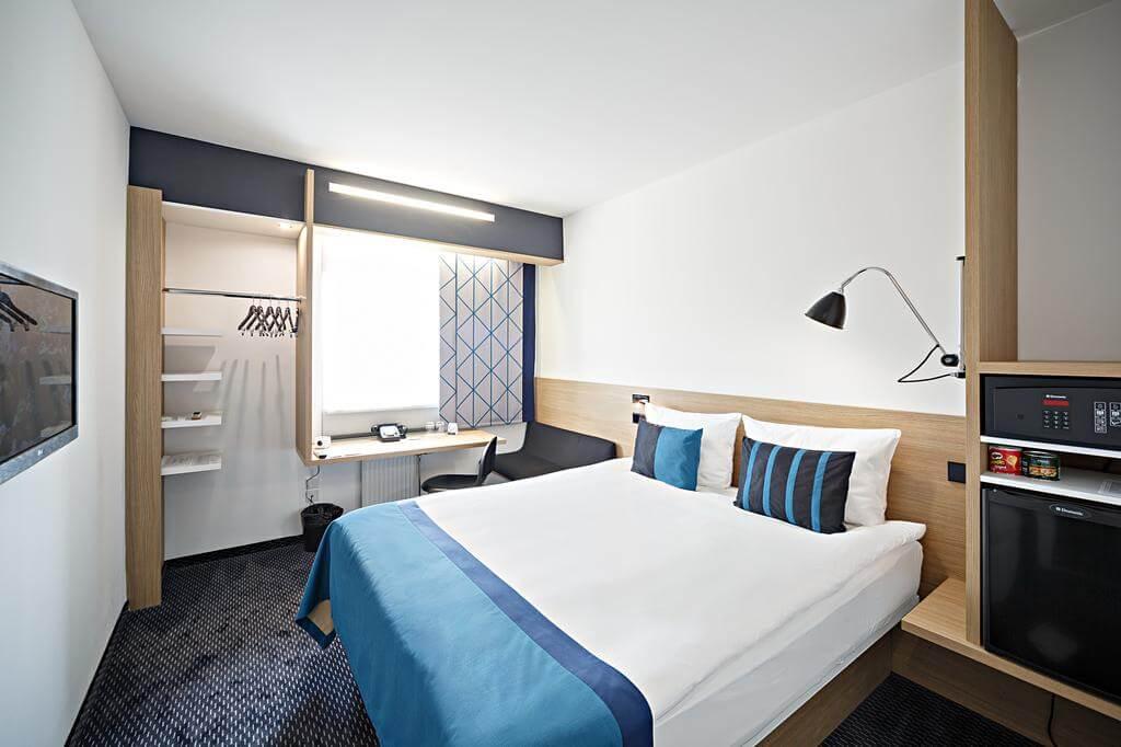 Bon Hotel room Minsk