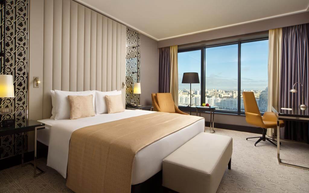 Doubletree by Hilton, внешний вид номера отеля