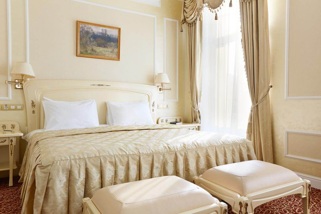 Europa hotel in Minsk luxury hotel room