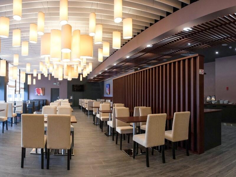Slavyanskaya hotel interior