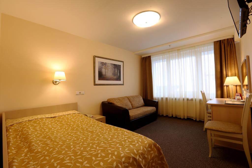 Belarus hotel room, best places to stay in Minsk