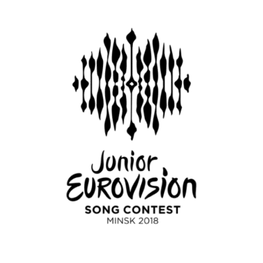 Junior eurovision song contest Minsk Belarus November 2018, logo