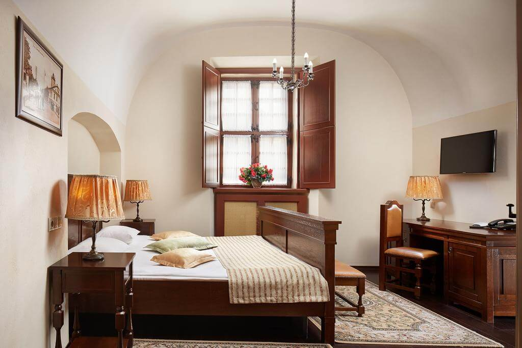 Monastyrskij hotel room Minsk