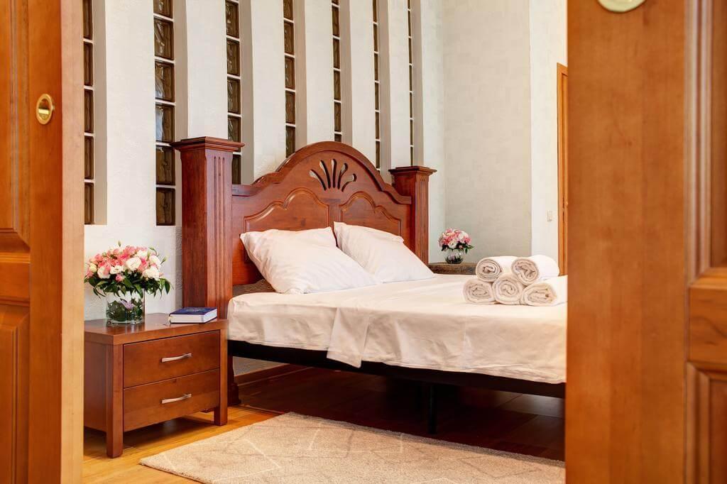 Orbita hotel room Minsk