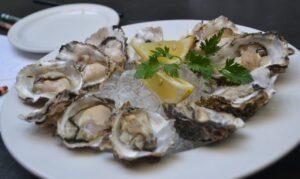 Oysters festival in Minsk