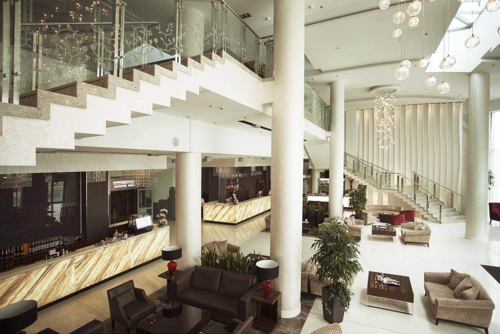 Victoria Hotel & Spa Hall Minsk