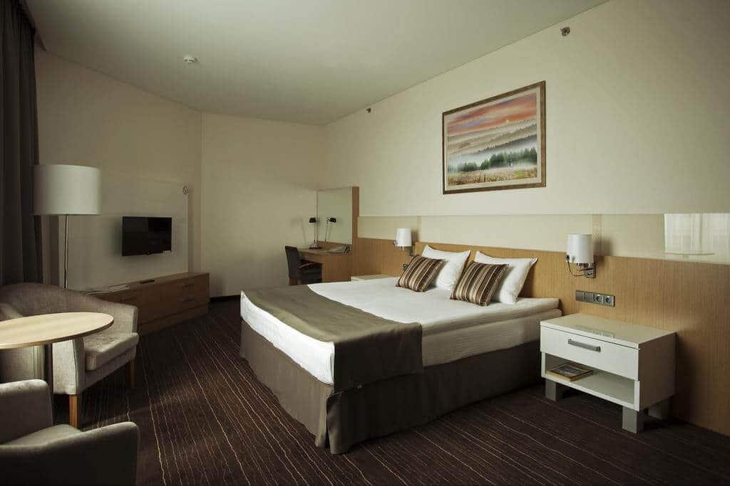 Victoria Hotel & Spa luxury room, Minsk best hotels