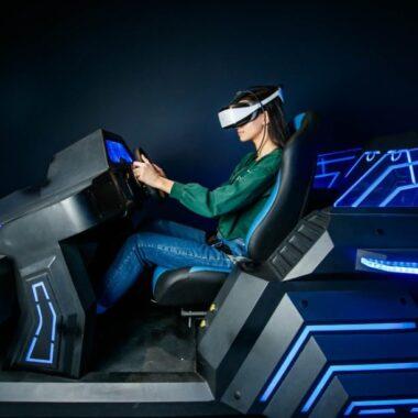 парк виртуальных развлечений Телепорт, Green city