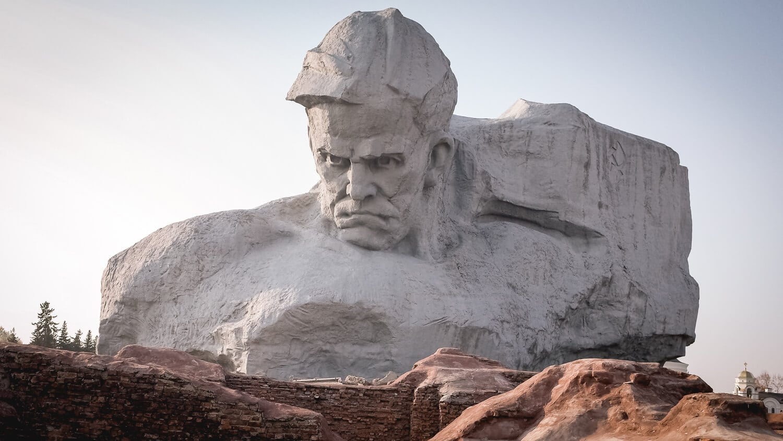 Brest monument, Belarus travel safety