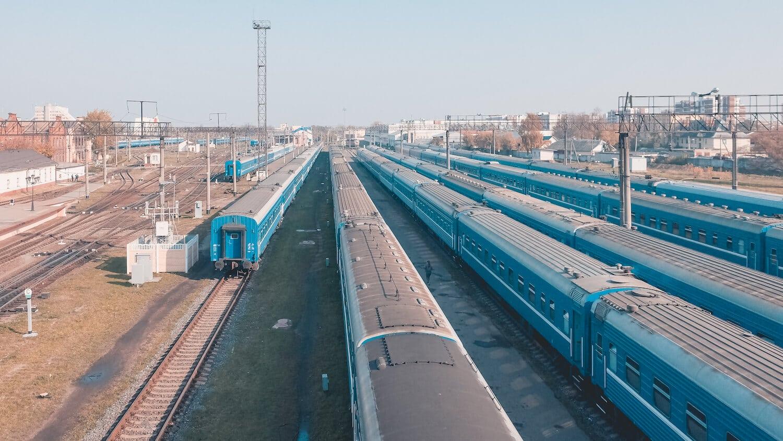 железнодорожная станция Бреста
