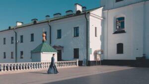 путешествие по Беларуси соло, церкви Минска