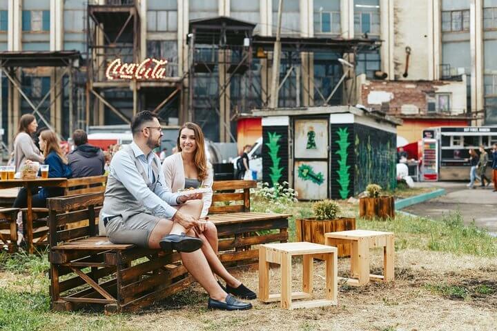 Sandbox area Minsk