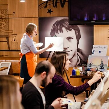 where to go in minsk in march 2019, art-bar