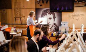 события Минска в марте 2019, арт-бар