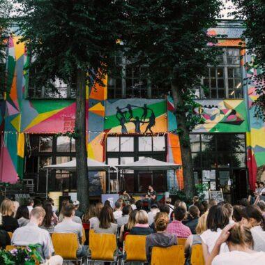 Октябрьская улица летом, события в минске в августе