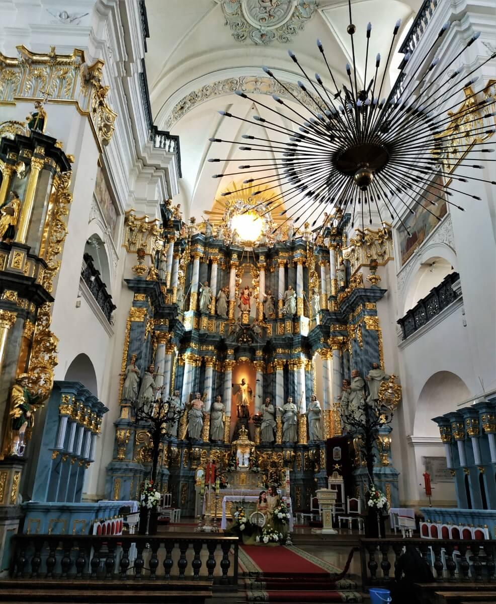 Главная церковь гродно