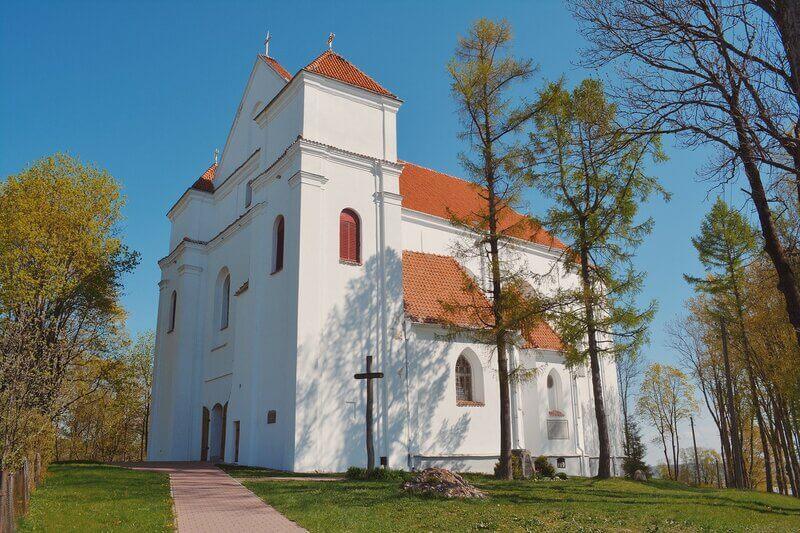 Храм преображения господня в Новогрудке, достопримечательности Гродненской области