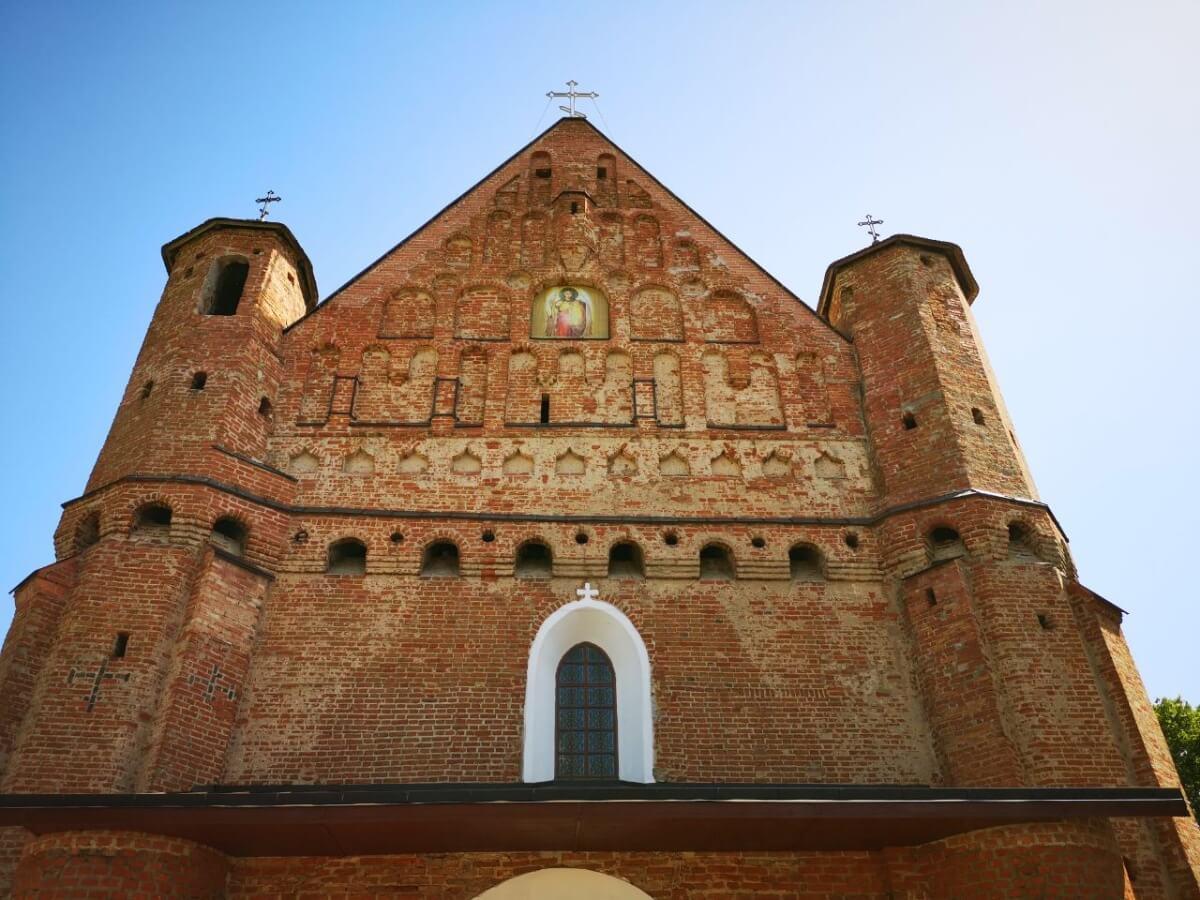 Сынковичская церковь, одна из главных достопримечательностей гродненской области