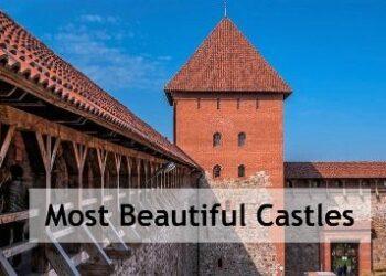 Lida castle, castles in Belarus
