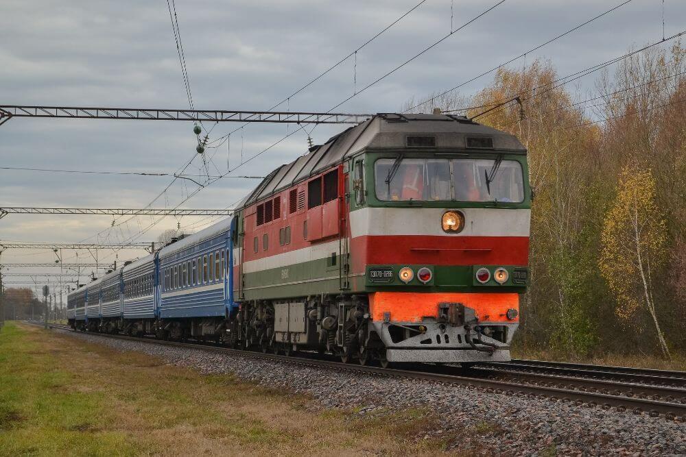 pociąg białoruski, jak dostać się na Białoruś