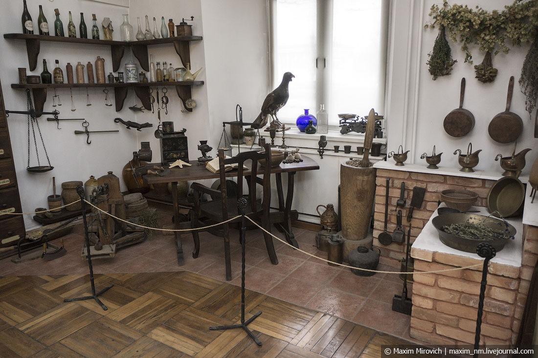 Музей аптека в Гродно