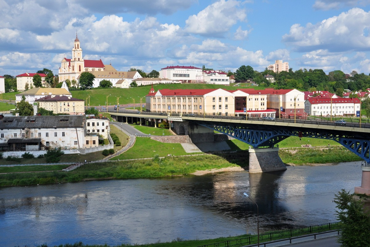 Landmarks of Grodno in 1-2 days