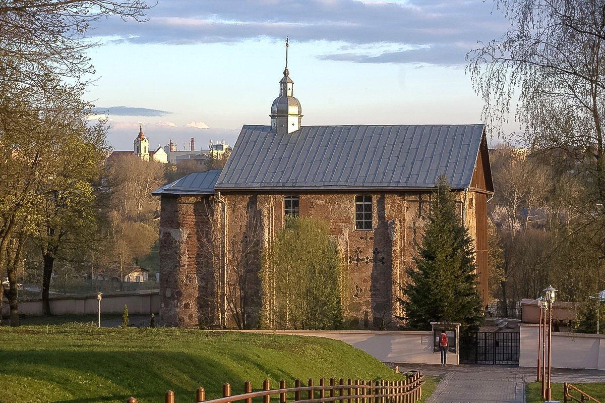 Коложская церковь в Гродно