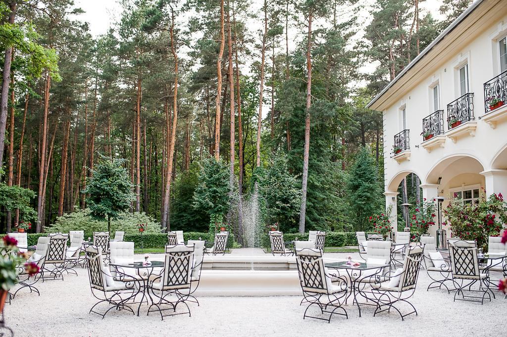 Парк Отель Кронон в Гродно