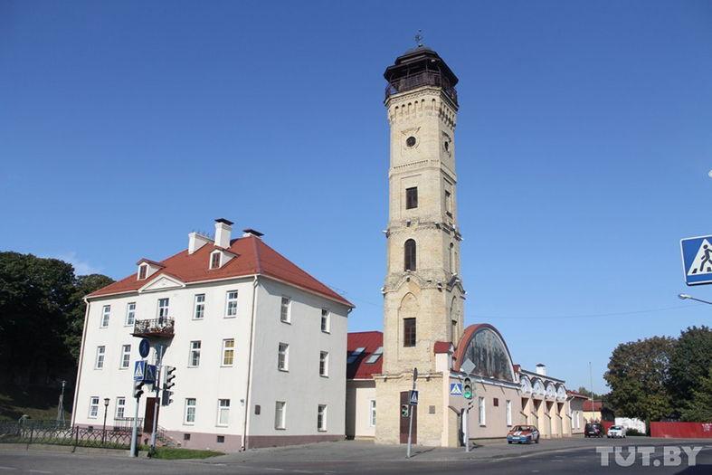 Музей истории пожарной службы в Гродно