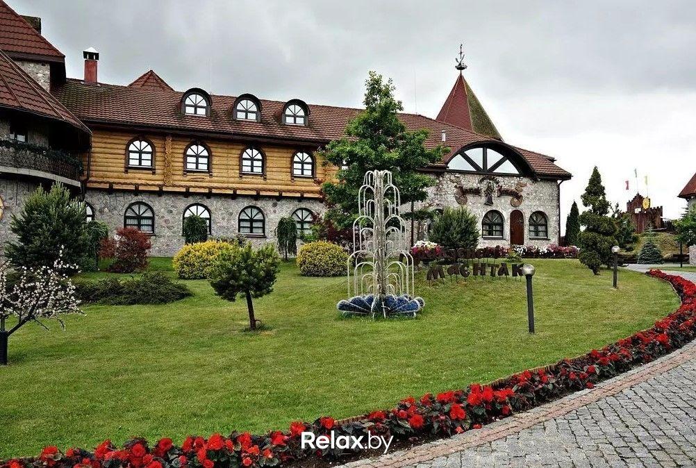Ресторан Замок Зеваны в Гродно
