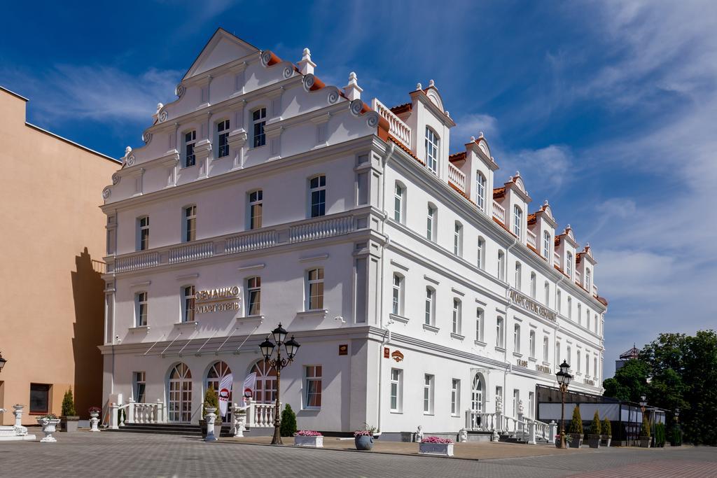 Гостиница Семашко в Гродно
