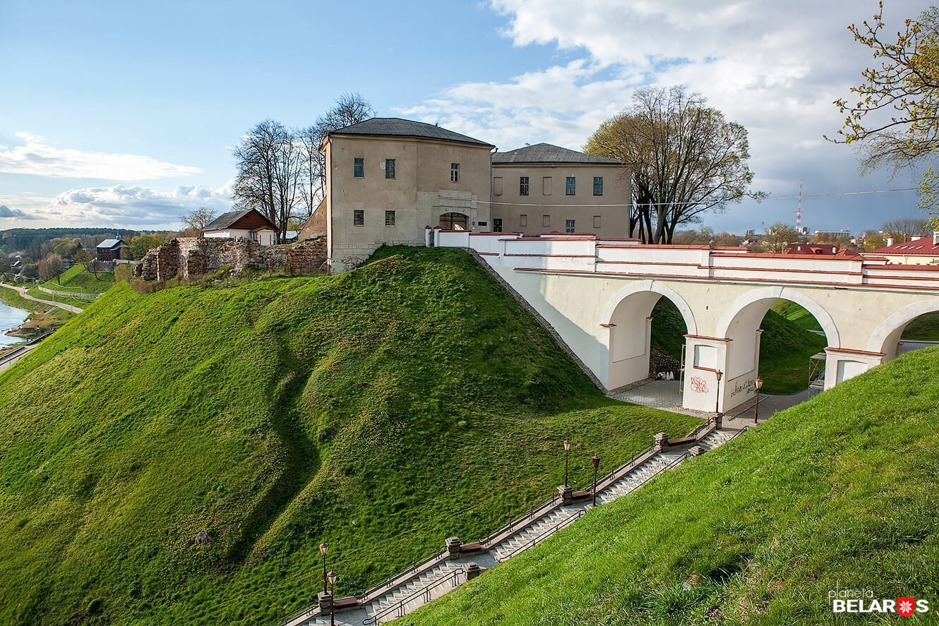Oldest castle in Grodno