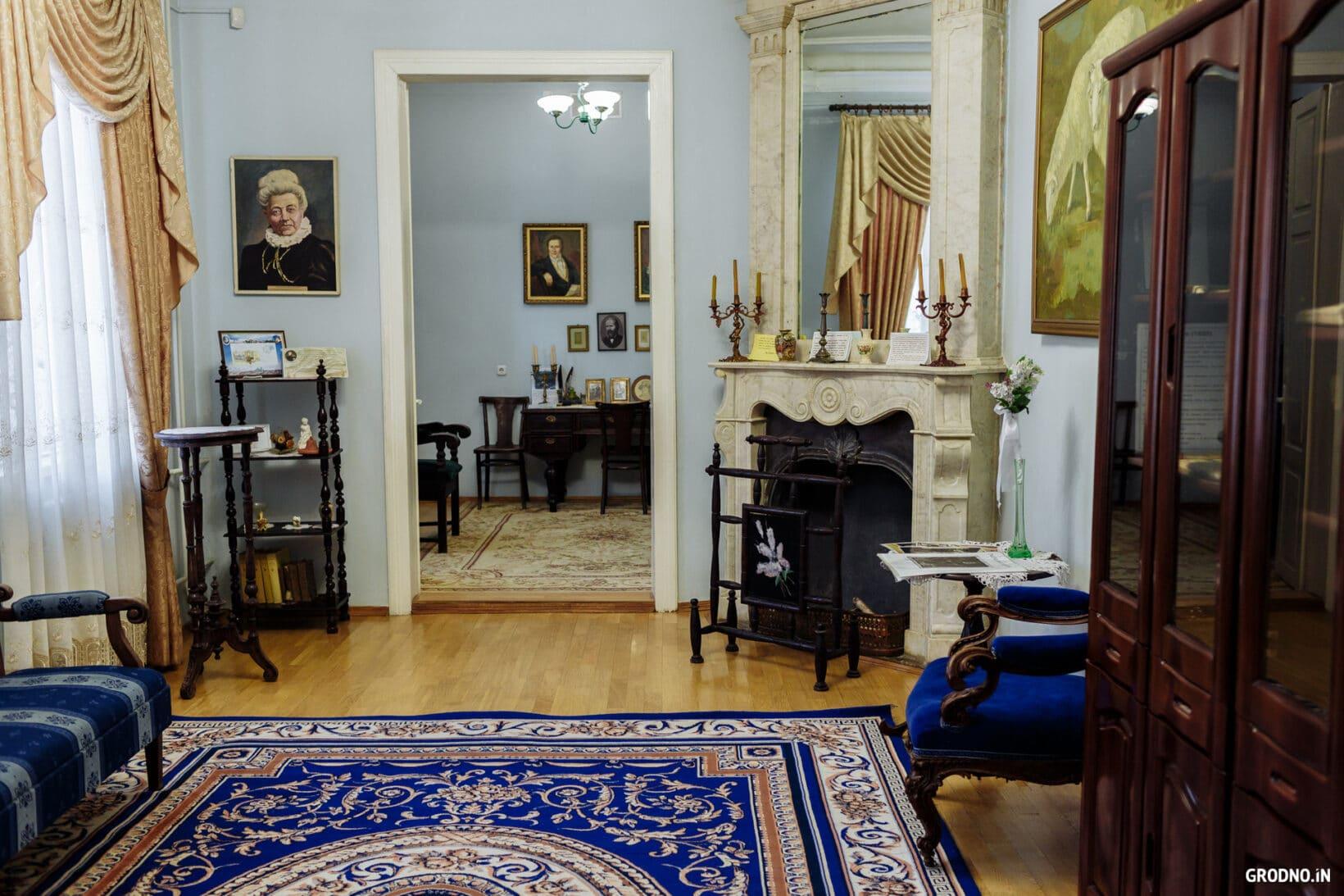 19th century museum in Grodno