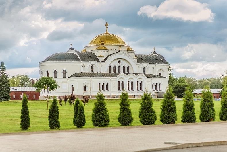 свято николаевский гарнизонный собор