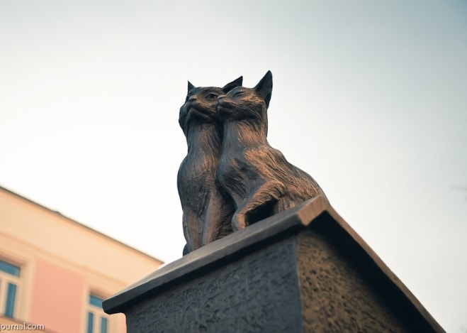 "sculpture ""old city"""