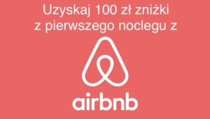 kupon na nocleg z airbnb